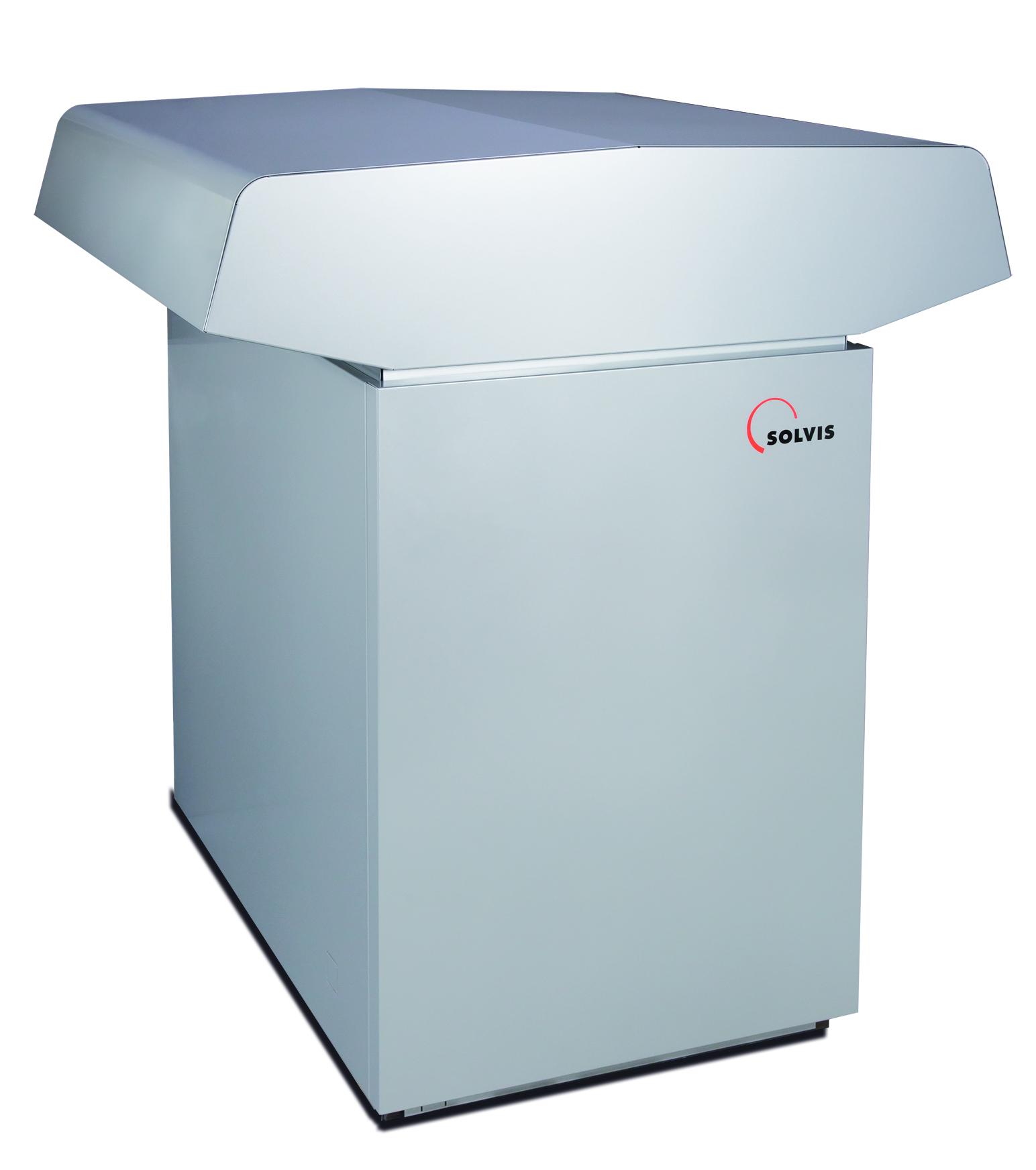 SolvisVaero - Luft-Wasser Wärmepumpe
