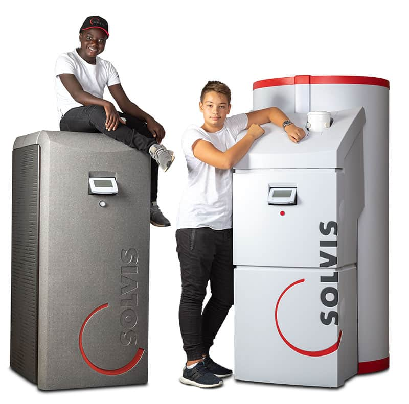 Hybrid Heizsysteme von Solvis - SolvisBen & SolvisMax