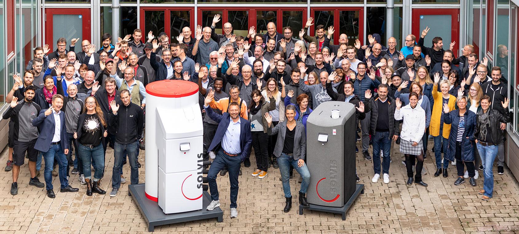 Solvis GmbH Team