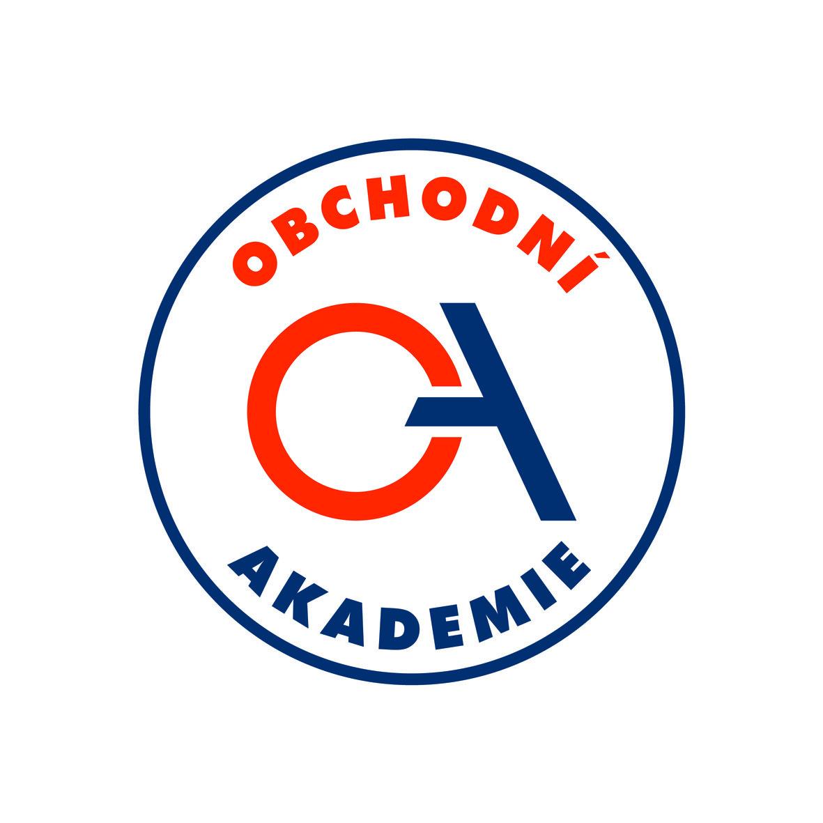 Obchodní akademie s.r.o. logo