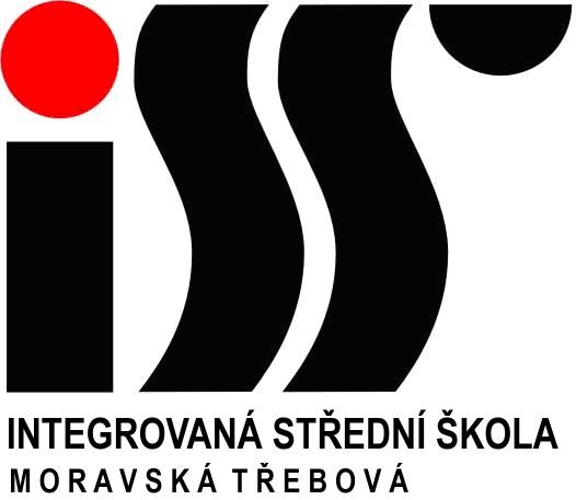 Integrovaná středná škola Moravská Třebová logo