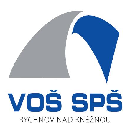 Vyšší odborná škola a Střední průmyslová škola Rychnov nad Kněžnou logo