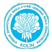 Střední zdravotnická škola a Vyšší odborná škola zdravotnická, Kolín, Karoliny Světlé 135 logo