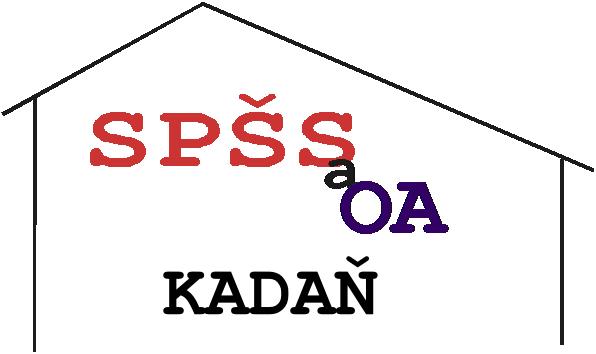 Střední průmyslová škola stavební a Obchodní akademie, Kadaň, Komenského 562, příspěvková organizace logo