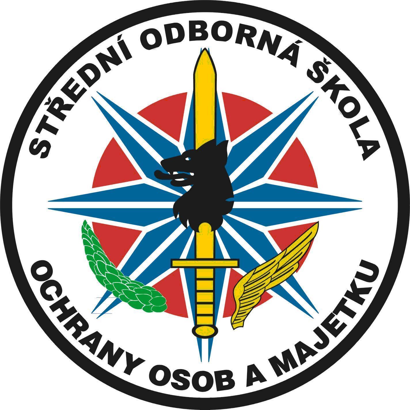 Střední odborná škola ochrany osob a majetku s.r.o. logo