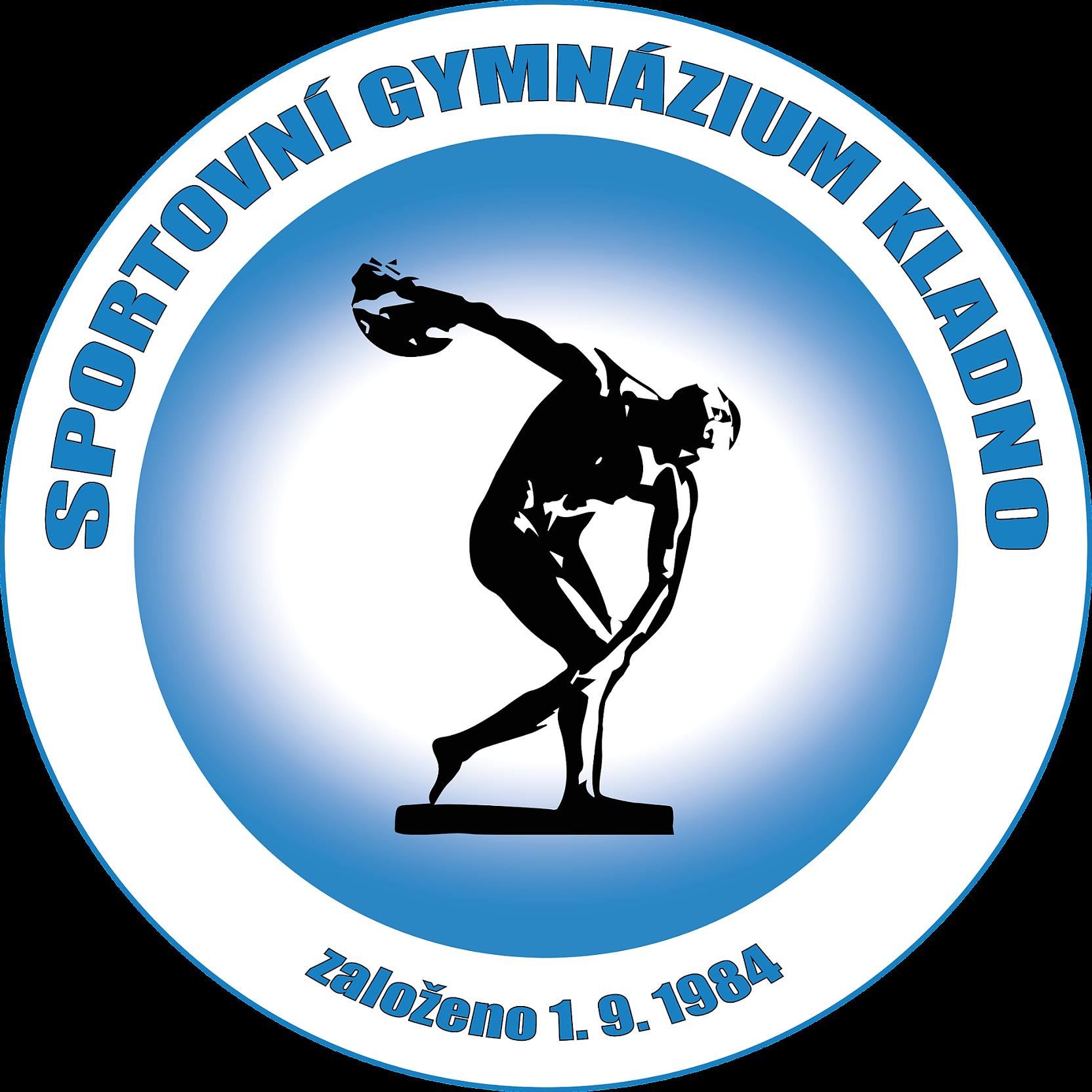 Sportovní gymnázium, Kladno, Plzeňská 3103 logo