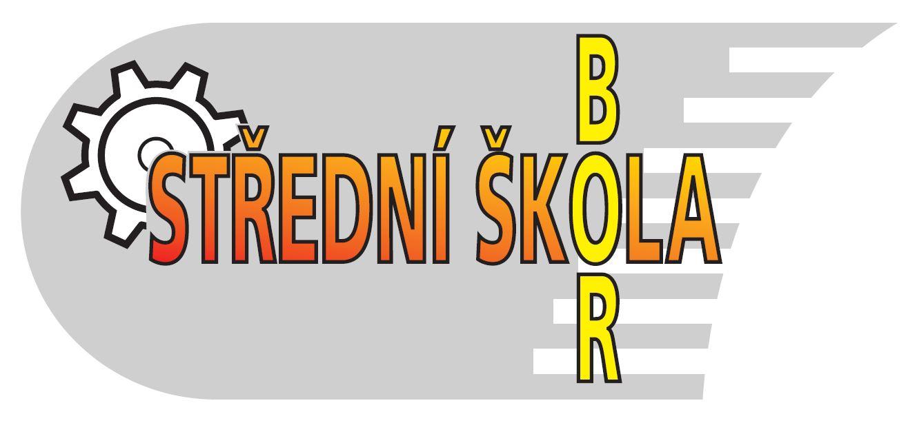 Střední škola, Bor, Plzeňská 231 logo