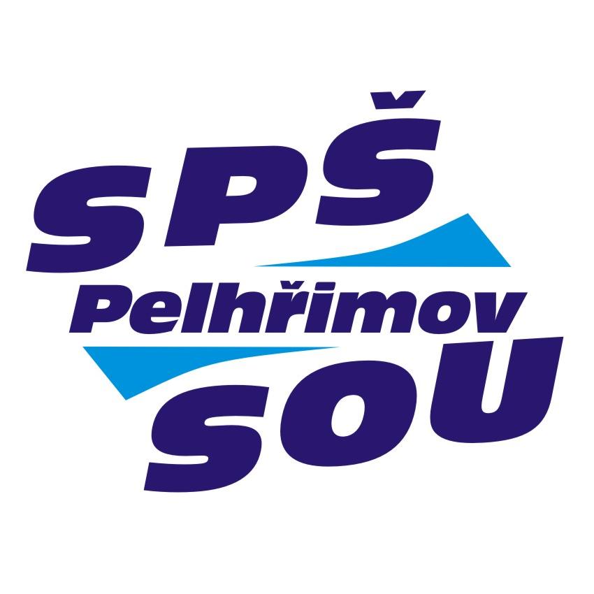 Střední průmyslová škola a střední odborné učiliště Pelhřimov logo