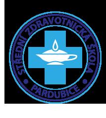 Střední zdravotnická škola Pardubice logo