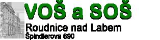 Vyšší odborná škola a Střední odborná škola Roudnice nad Labem logo