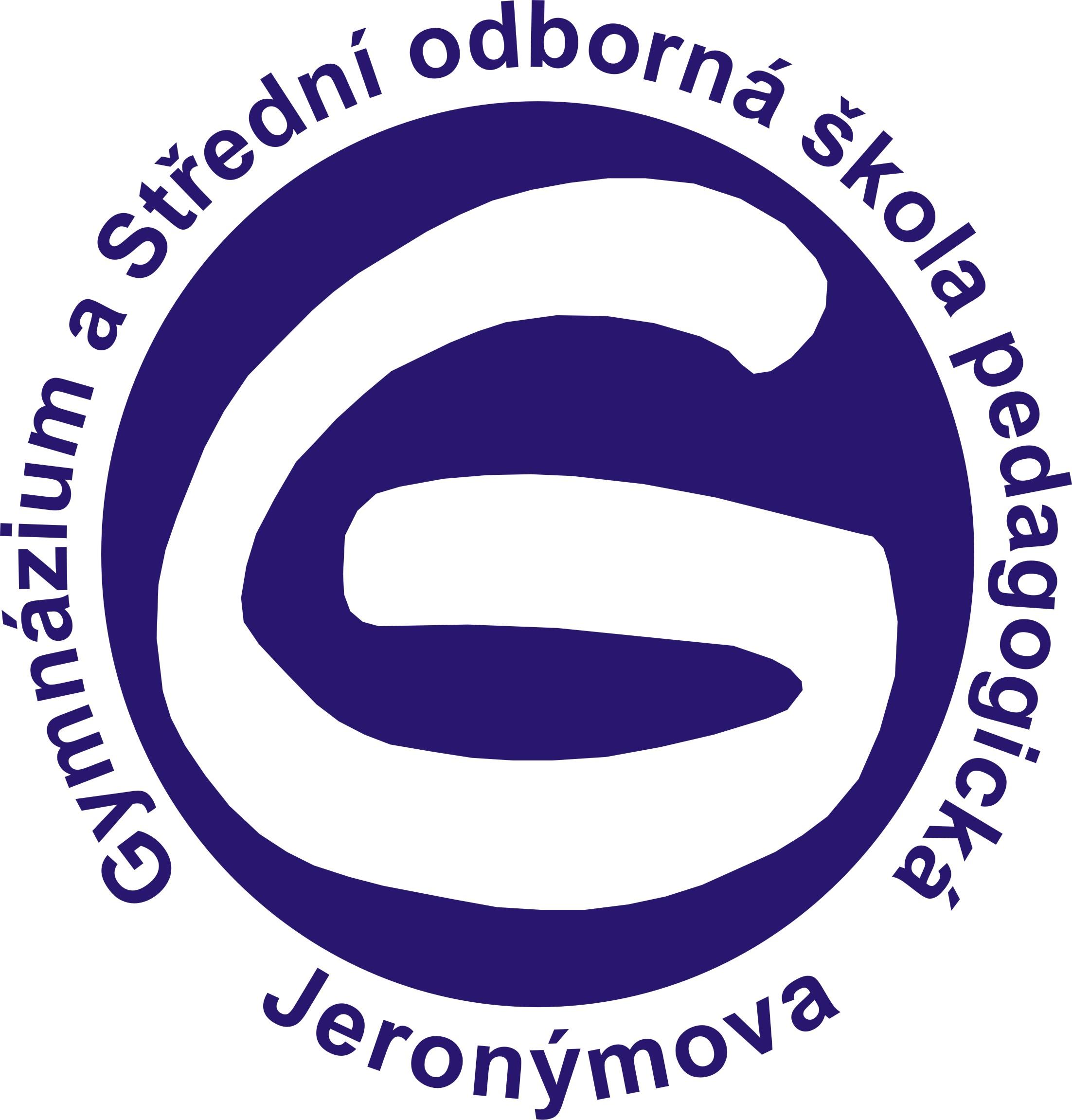 Gymnázium a Střední odborná škola pedagogická, Liberec, Jeronýmova 425/27, příspěvková organizace logo