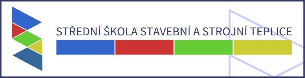 Střední škola stavební a strojní Teplice, příspěvková organizace logo