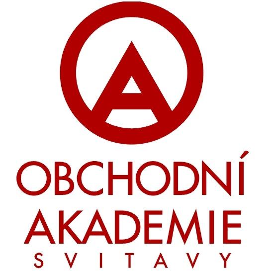 Obchodní akademie Svitavy logo