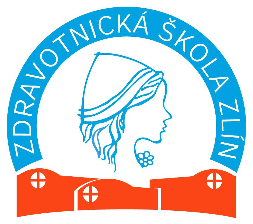 Střední zdravotnická škola a Vyšší odborná škola zdravotnická Zlín logo