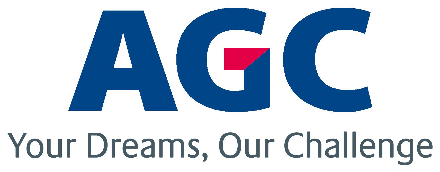 Střední škola AGC a.s. logo