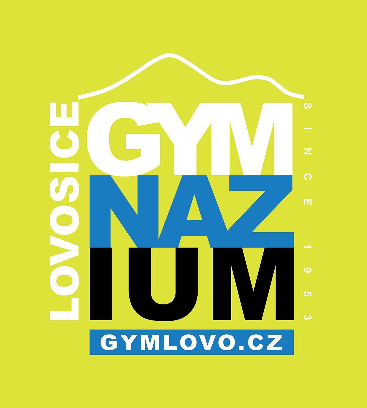 Logo Gymnázium, Lovosice, Sady pionýrů 600