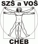 SZŠ a VOŠ Cheb, příspěvková organizace logo
