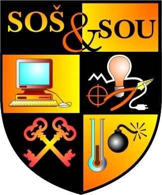 Střední odborná škola a Střední odborné učiliště - Kralupy nad Vltavou logo