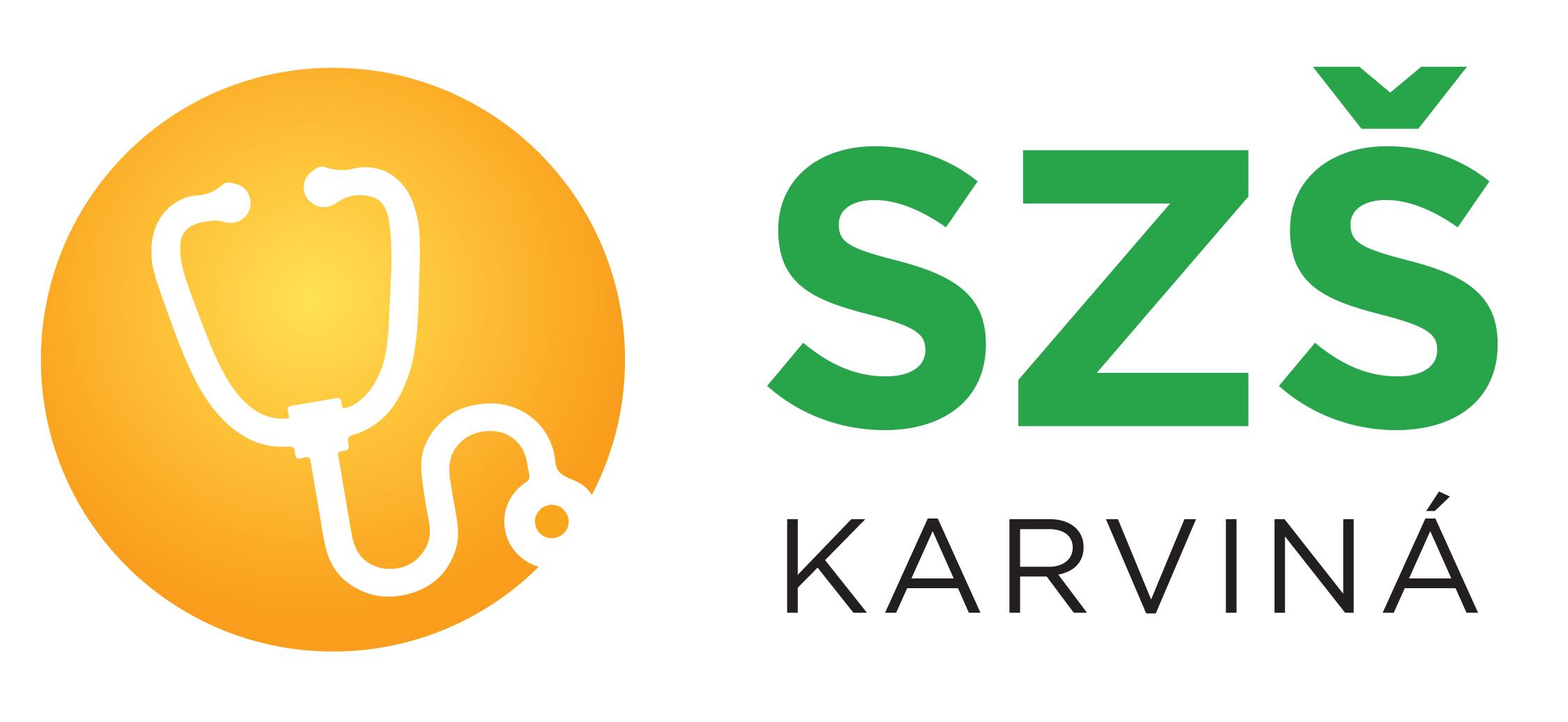 Střední zdravotnická škola, Karviná, příspěvková organizace logo