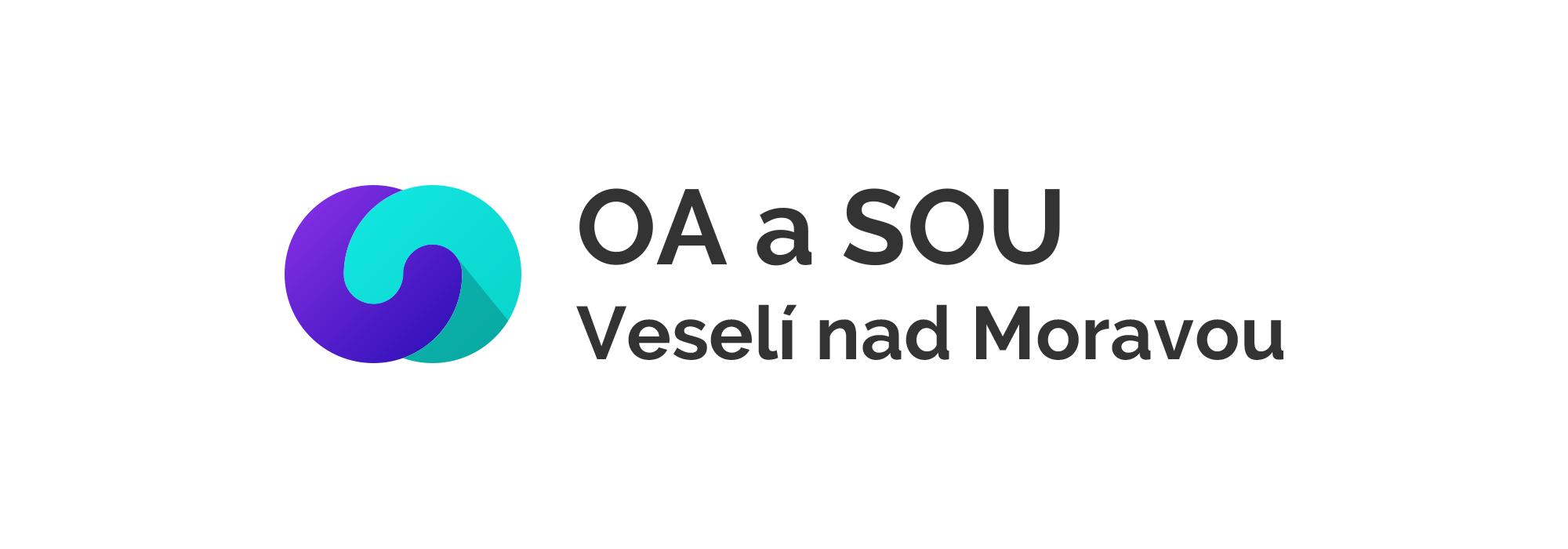 Obchodní akademie a Střední odborné učiliště Veselí nad Moravou, p.s. logo