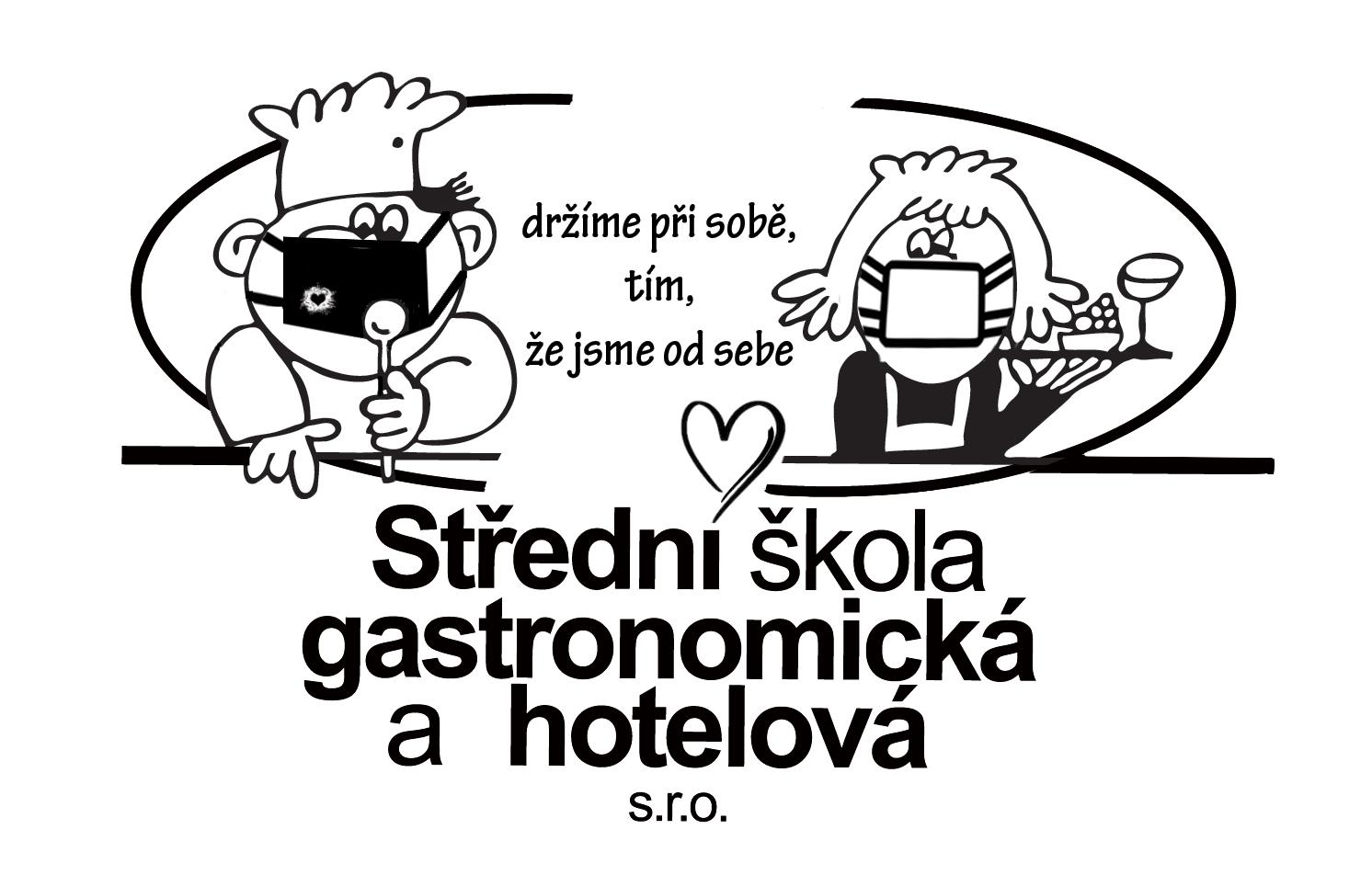 Střední škola gastronomická a hotelová s.r.o. logo