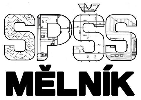 Střední průmyslová škola stavební, Mělník, Českobratrská 386 logo