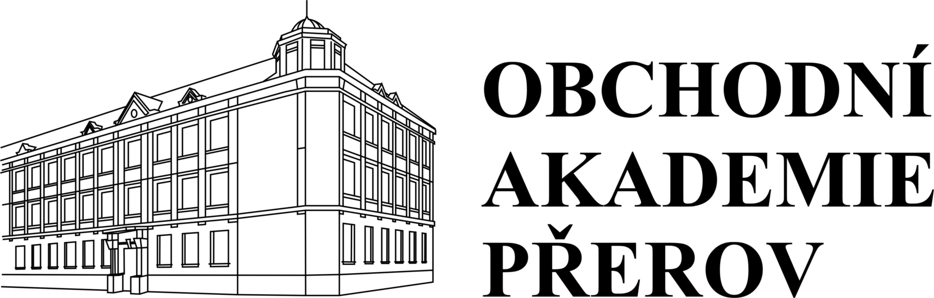 Obchodní akademie a Jazyková škola s právem SJZ, Přerov, Bartošova 24 logo