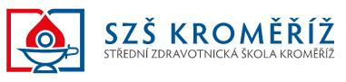 Střední zdravotnická škola Kroměříž logo