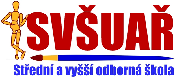 Střední škola a vyšší odborná škola umělecká a řemeslná logo