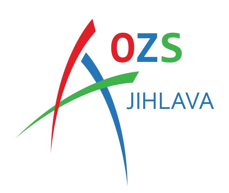 Obchodní akademie, Vyšší odborná škola zdravotnická a Střední zdravotnická škola, Střední odborná škola služeb Jihlava logo