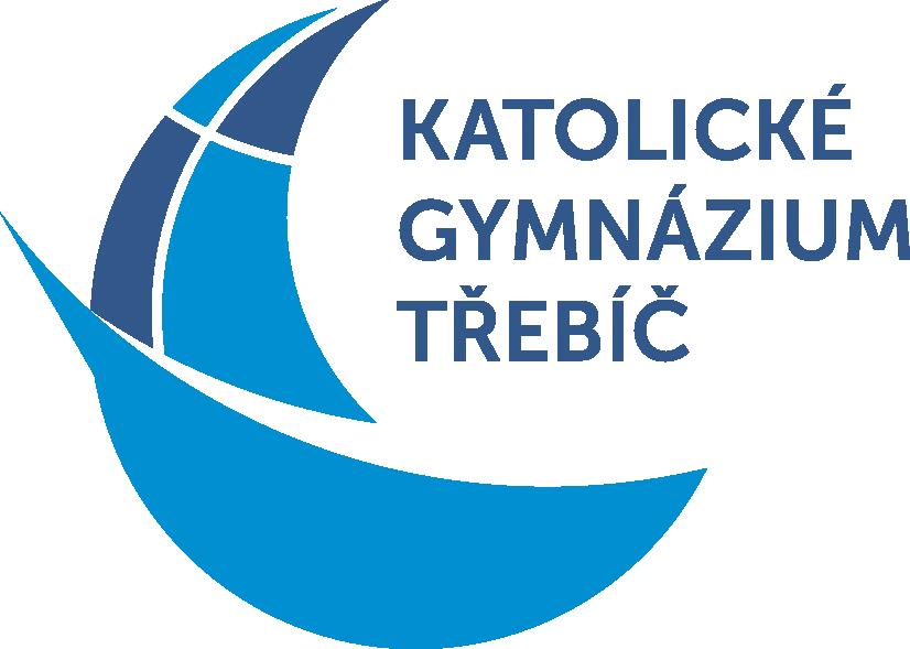Katolické gymnázium Třebíč logo