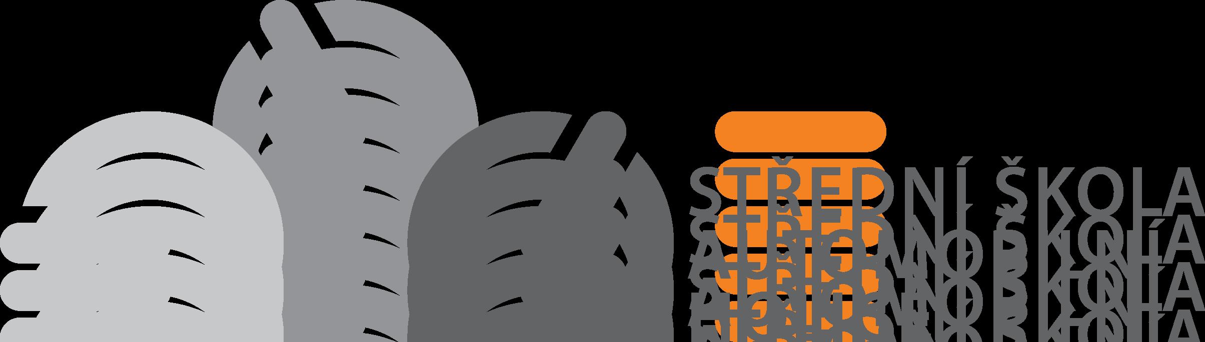 Střední škola automobilní Holice logo
