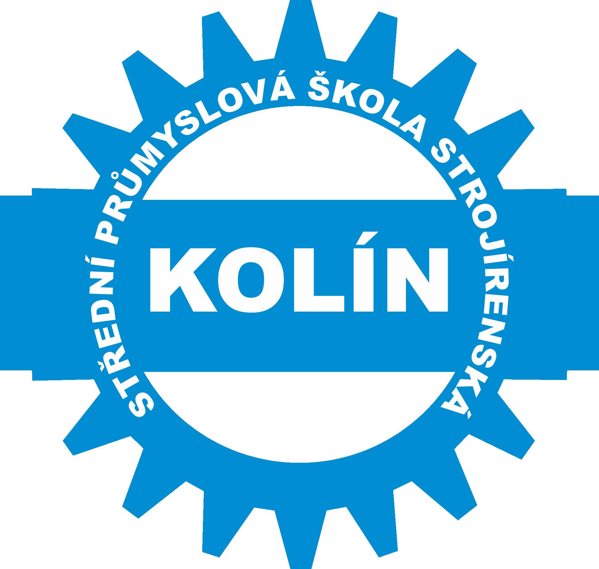 Střední průmyslová škola strojírenská a Jazyková škola s právem státní jazykové zkoušky Kolín logo