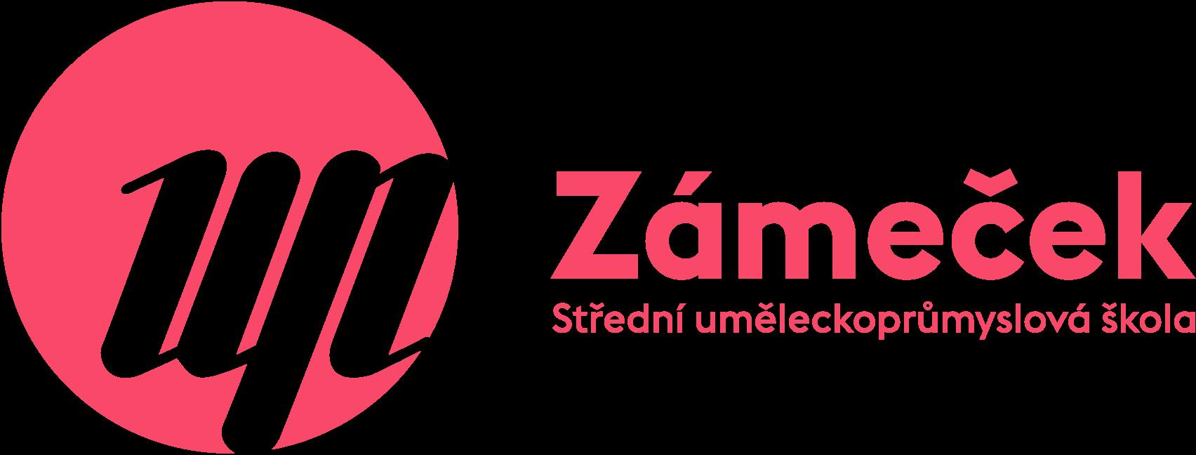 Střední uměleckoprůmyslová škola Zámeček s.r.o., Plzeň logo