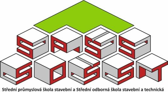 Střední průmyslová škola stavební a Střední odborná škola stavební a technická logo