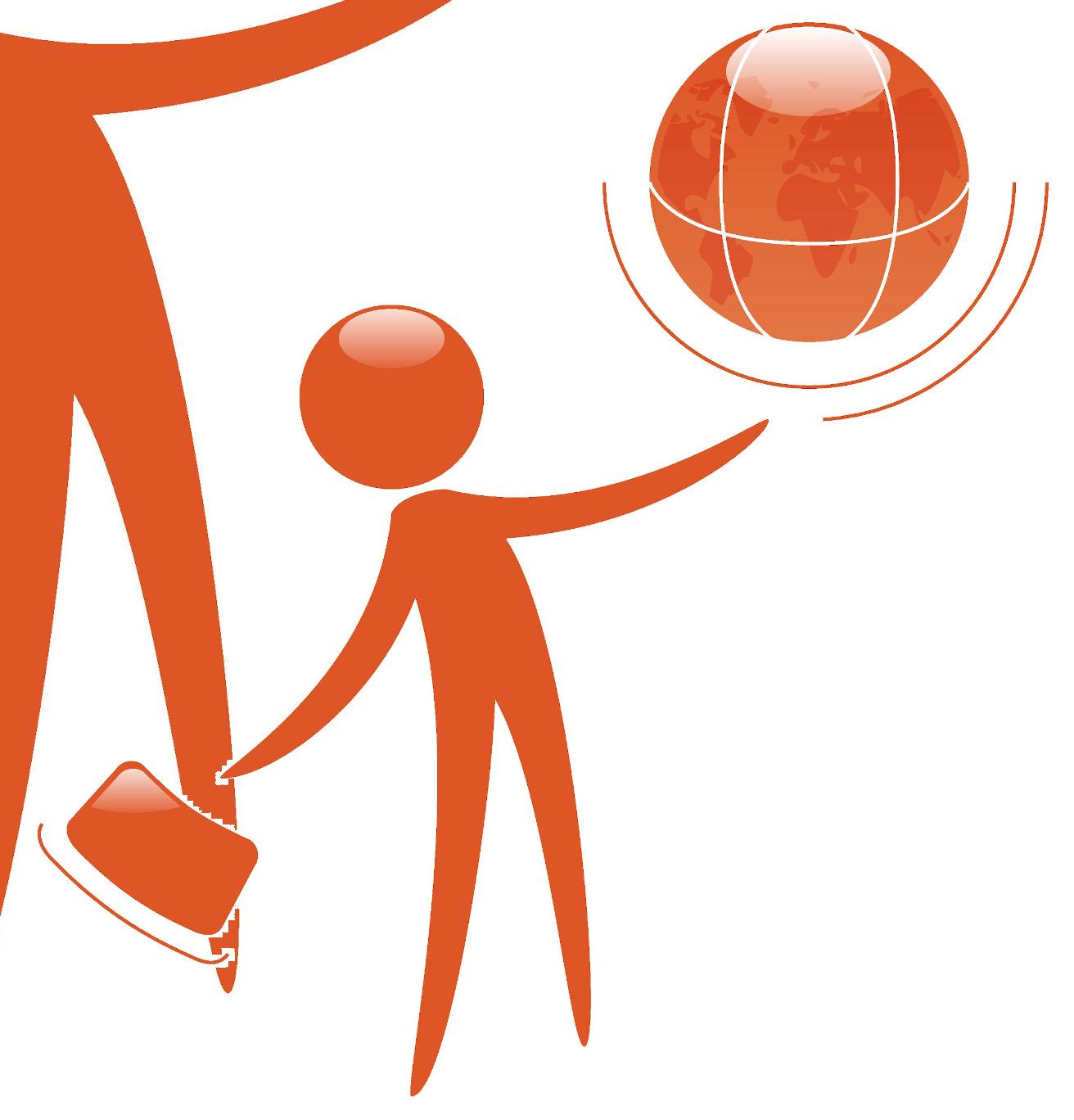 Vyšší odborná škola mezinárodního obchodu a Obchodní akademie, Jablonec nad Nisou, Horní náměstí 15, příspěvková organizace, logo