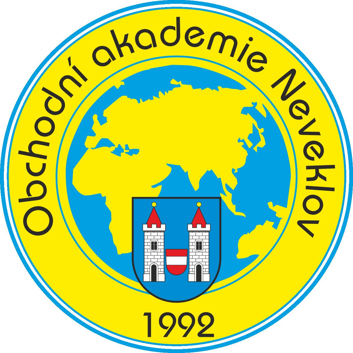 Obchodní akademie Neveklov logo