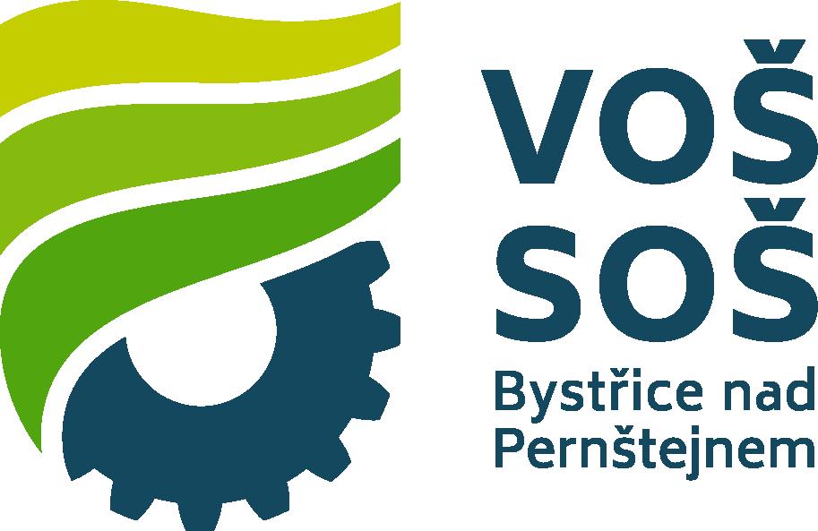 Bystřice nad Pernštejnem VOŠ a SOŠ zemědělsko-technická logo