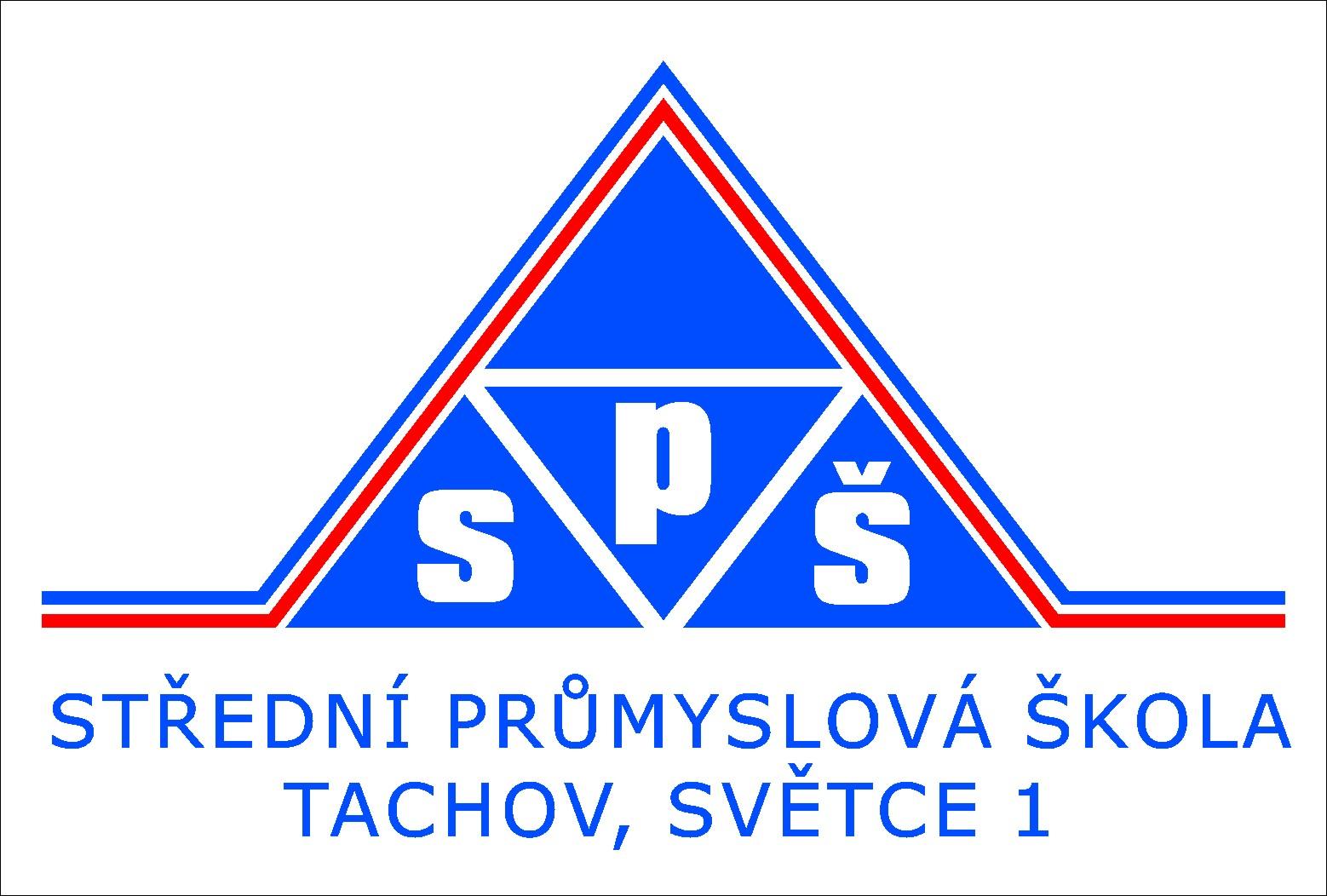 Střední průmyslová škola, Tachov, Světce 1 logo