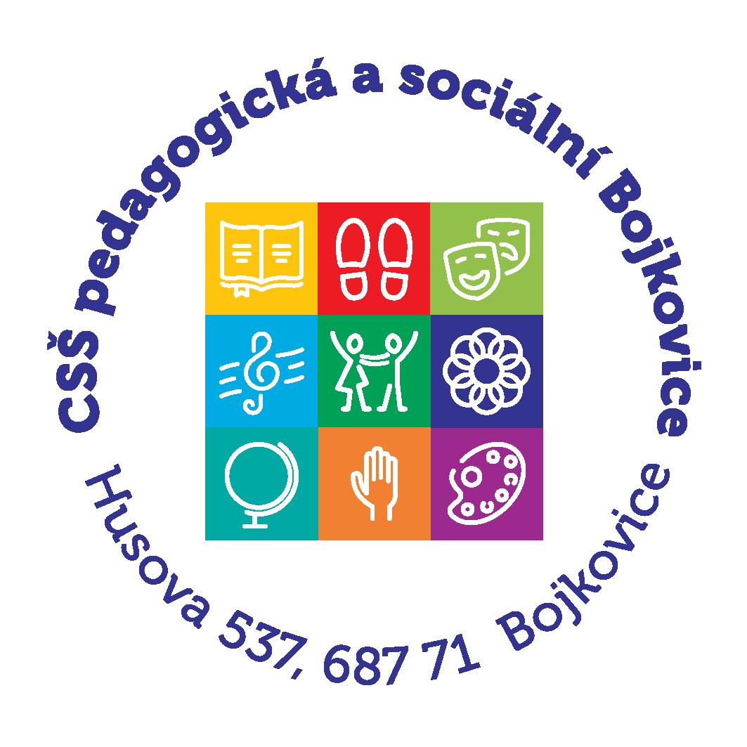 CSŠ pedagogická a sociální Bojkovice logo