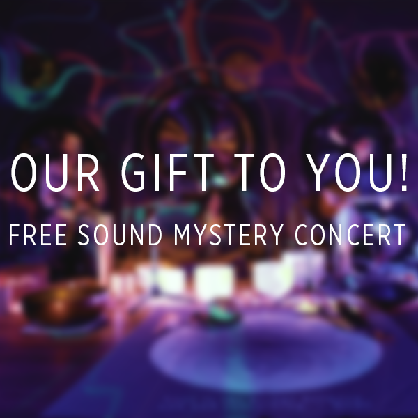Sound Mystery Gong Ambient concert. Live from Dragonfly land