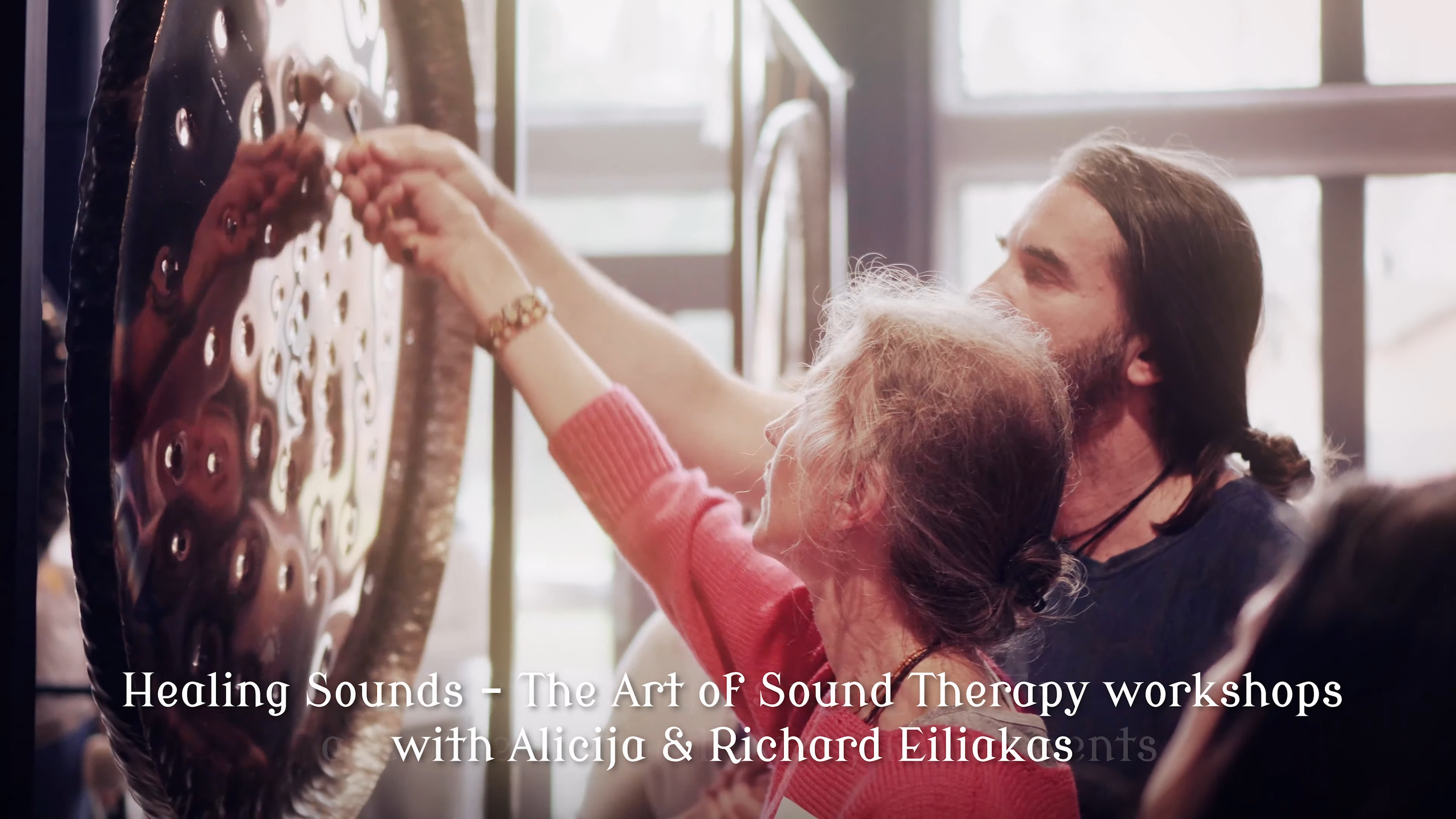 Healing Sounds – The Art of Sound Therapy workshops & retreats in Lithuania