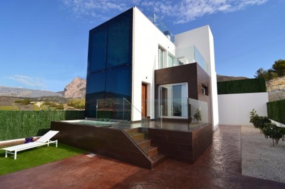 benidorm alicante villa foto 3055287