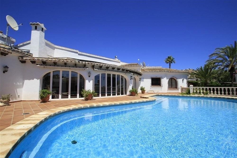 moraira alicante villa photo 3052405