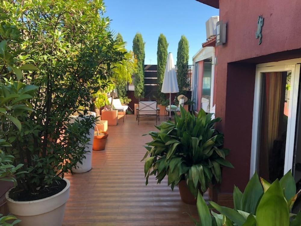 chamartín-ciudad jardín madrid penthouse photo 3051328