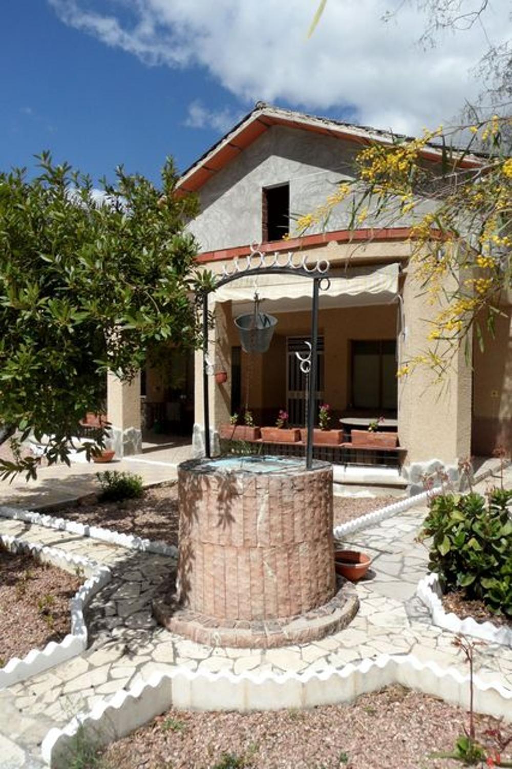 aspe alicante hus på landet foto 3051120