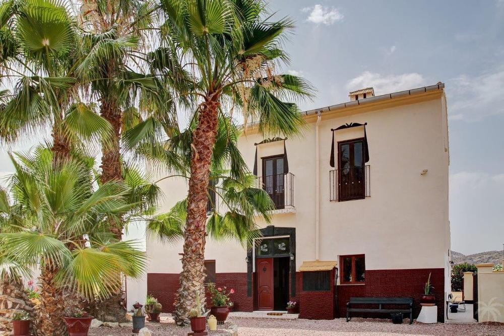 aspe alicante hus på landet foto 3052335