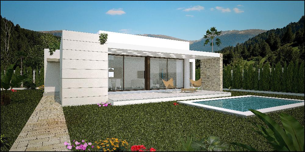 entre naranjos alicante Villa foto 3085524