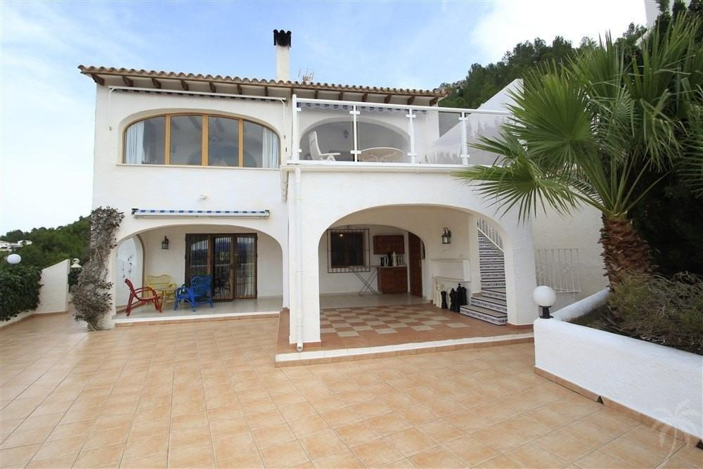 moraira alicante villa photo 3052402