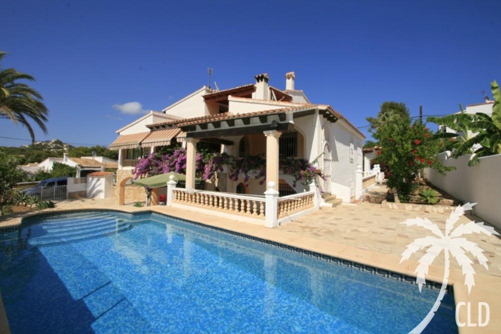 moraira alicante villa foto 3061486